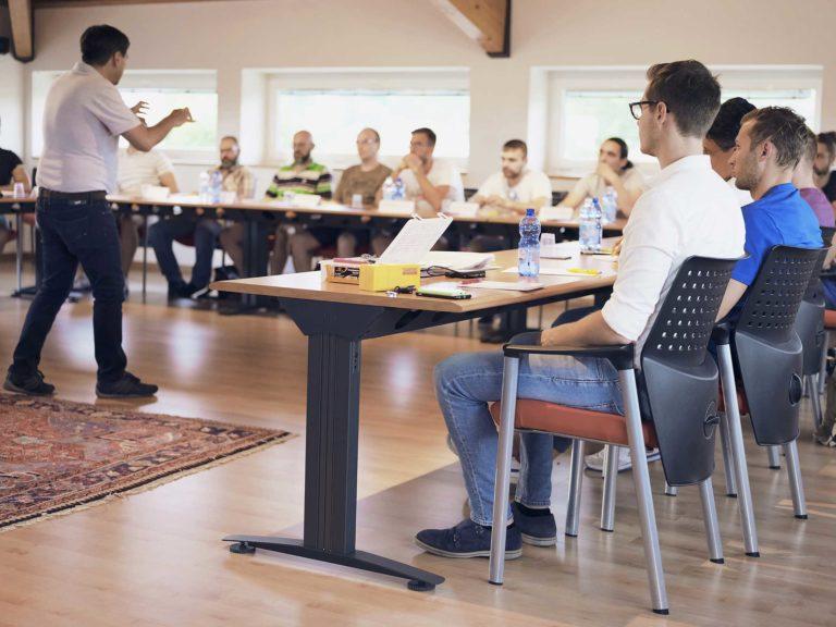 Stamfor ti invita al nuovo corso di formazione in tornitura il 27, 28 e 29 novembre 2018